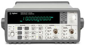 Hp Agilent Keysight 53132a Universal Counter 225 Mhz