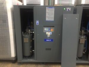50 Hp Hertz Hbd 37 Rotary Screw Air Compressor