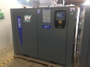 50 Hp Hertz Hdd 37 Rotary Screw Air Compressor