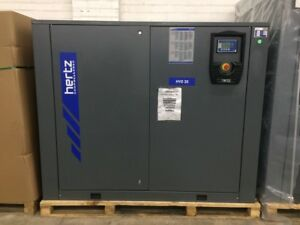 40 Hp Hertz Hvd 30 Variable Speed Rotary Screw Air Compressor