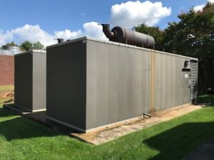 Generator Set Enclosures Fit For Generators 700 1500kw