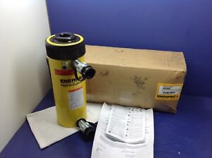 Enerpac Rrh307 New Hydraulic Cylinder 30 Tons 7in Stroke Double Acting