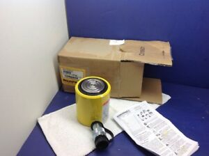 Enerpac Rcs 302 New Hydraulic Cylinder 30 Tons 2 7 16in Stroke