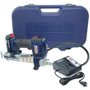 Lincoln 1882 Powerluber 20v Lithium ion Battery Operated Grease Gun 1 Battery