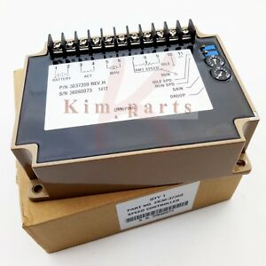 New Engine Speed Controller Unit 3037359 Speed Governor For Genset Parts
