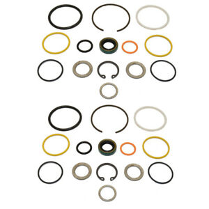 Seal Kit Pair For Ford Steering Cylinders 555 655 755 With 685 Rods