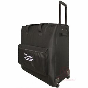 Cpr Manikin Carryall Bag With Wheels Wheeled Cpr Training Case Mcr Medical