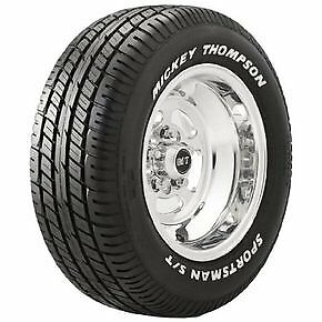 Mickey Thompson Sportsman S t P215 70r15 97t Wl 4 Tires