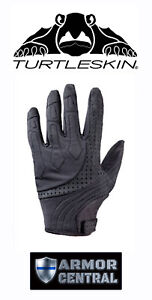 New Turtleskin Bravo Cut Hypodermic Needle Tactical Gloves Law Enforcement