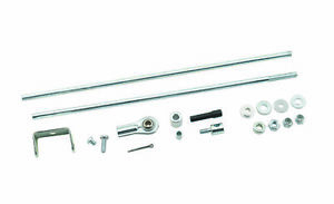 Mr Gasket 3830g Univ Dual Carb Linkage