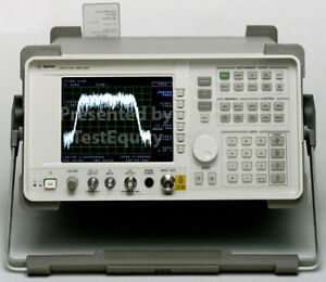 Hp Agilent 8561ec Spectrum Analyzer 30 Hz To 6 5 Ghz