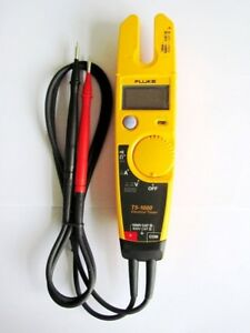 Brand New Fluke T5 1000 1000 Voltage Continuity Current Electrical Tester Meter