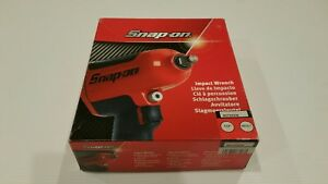 Snap On 1 2 Impact Wrench Model Mg725dem