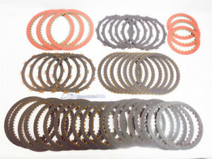 Dodge 68rfe Transmission Stage 1 Red Plate Friction Plate Clutch Kit 2500 3500
