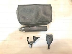 Welch Allyn 71050 Diagnostic Kit Otoscope Ophthalmoscope