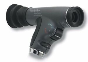 Welch Allyn Panoptic 3 5 V Halogen Hpx Ophthalmoscope With Slit Aperture Ha