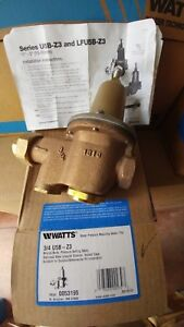 3 4 Water Pressure Regulator