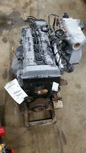1998 Honda Crv 2 0 Engine Motor Assembly 168 752 Miles B20b4 No Core Charge