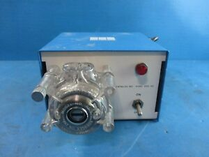 Millipore Peristaltic Lab Pump Cole Parmer Masterflex 7013 Used