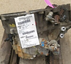 2001 Chevy Cavalier Manual Transmission Assembly 236k Miles 2 2 Fwd 5t45mi M94