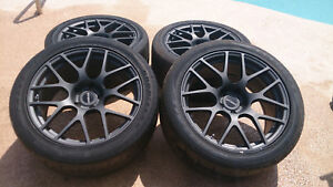 Set 10 11 12 13 14 Ford Mustang Shelby Gt350 Wheels And Tires