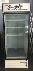 Beverage Air 1 One Door Commercial Glass Cooler