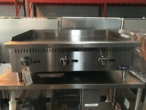 Atosa Commercial 36 Griddle Counter top