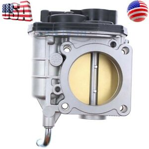 Oem Hitachi Fuel Injection Throttle Body 16119 Ja00a For 07 13 Nissan Altima 2 5