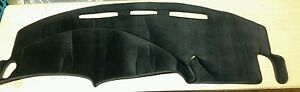 1997 1998 1999 2000 2001 2002 Ford Expedition Dash Cover Black Velour