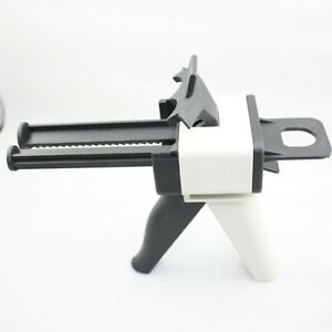 50ml New Ratio Dental Impression Mixing Dispenser Dispensing Caulking Gun