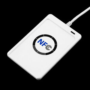 Built in Antenna Nfc Rfid Contactless Smart Reader Writer usb Ic Cards Sweet