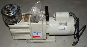 Welch 7 8920a Directorr Direct Drive Rotary Vane Mechanical Vacuum Pump