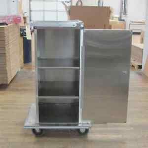 Royce Rolls Stainless Steel Standard Short Platform Cart special Shelves