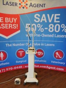 Luxar Lx 20si 20w Veterinary Surgical Laser Refurbished Tube Regassed Warranty