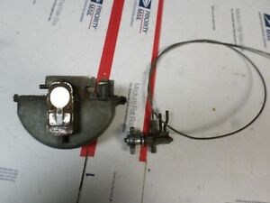 1956 Oldsmobile Trico Vacuum Wiper Motor With Switch Oem