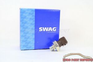 Bmw Oil Pressure Switch Swag Oem Quality Germany 12611710509