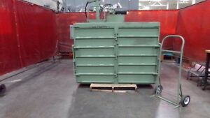 Double Sided Vertical Baler Mfg Unknown Bale Size 29 X 30 X 42