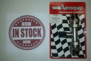 Aeroquip A c Air Conditioning Line Fitting Fce1914 Straight Service Port 10