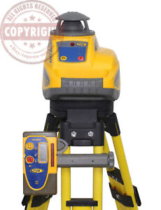 Spectra Precision Ll300 Self Leveling Rotary Laser Level transit topcon