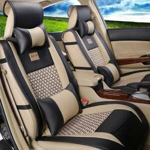 Us Car Pu Leather Seat Covers L Size For Hyundai Sonata Elantra Kia Optima K5