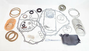 Honda Civic Hybrid Szca Cvt Transmission Master Rebuild Kit W Filter 2003 2005