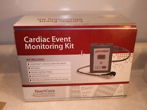 Heartcare Corporation Of America Cardiac Event Monitoring Kit free Us Shipping