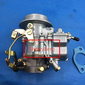Carb Fit Holley 1barrel Carter Yf Carburetor X1538 6 792 Jeep Willys Truck Army