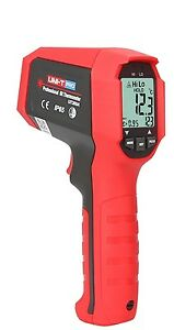 Uni t Ut309a Professional Infrared Thermometer Large Led With Backlight Thempera