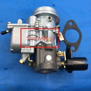 Carb Replace Holley Carter 1 barrel Carburetor 1940 s Willys Jeep Ford Gm Solex