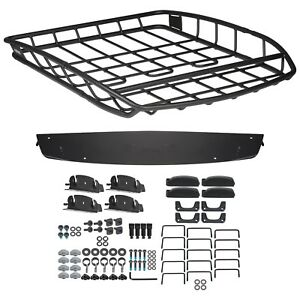 New Oem Vw Volkswagen Thule Roof Canyon Basket Attachment Carrier 000071204adsp