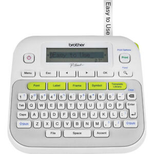 Brother Easy to use Label Maker Pt d210