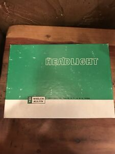 Welch Allyn Headlight 46003