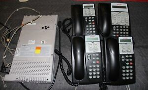 Avaya Partner 103r1 R7 700316474r With 3 6d And 1 18d Series Business Phones