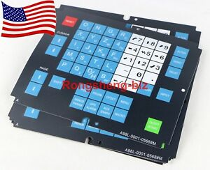 1pc New A98l 0001 0568 m Membrane Keysheet Keypad Keyboard 54 Keys For Fanuc
